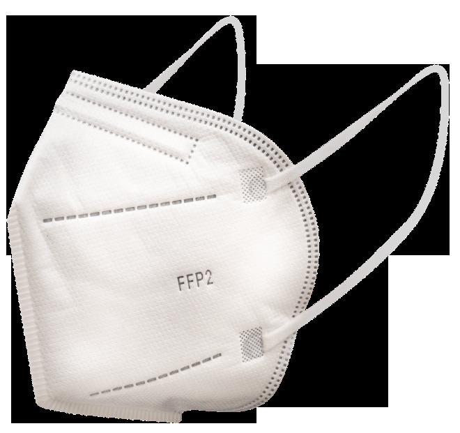 Gesichtsmaske Rongge FFP2-Atemschutzmaske
